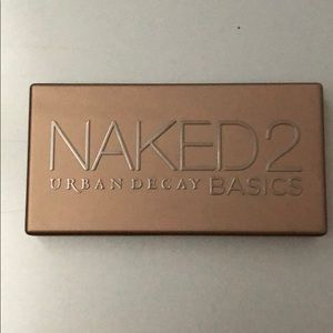 Naked 2 Basics mini palette